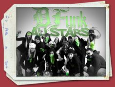 D-Funk Allstars - Detroit Derby Girls