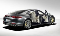 2017 Porsche Panamera: Beautifully Advanced - Photo Gallery of News from Car and Driver - Car Images - Car and Driver