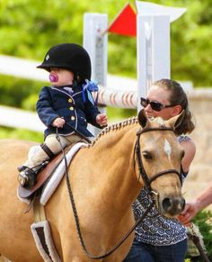 horse  toddler  binky
