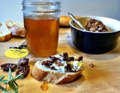 Toasted Pecan-Crusted Goat Cheese with Honey   Tasty Kitchen: A Happy Recipe Community!