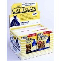Stewart Fiber Formula Cat Treats - 2.1 oz - Case of 12 Pouches -- Click image to review more details. (This is an affiliate link and I receive a commission for the sales)