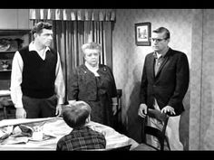 Andy Griffith S05E32 Banjo Playing Deputy - YouTube