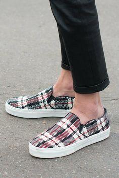 Schuh-Trend Slip-Ons