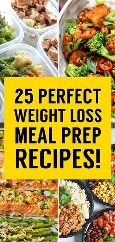 a reason that many people who undergo an insane weight loss transformation prepare their meals at the start of every week. It saves time, money, allows you to control your portion sizes and means you always have a healthy meal sitting in the fridg Best Meal Prep, Lunch Meal Prep, Meal Prep Bowls, Meal Prep For The Week, Healthy Meal Prep Lunches, Healthy Prepared Meals, Dinner Healthy, Vegetarian Meals, Healthy Dinners