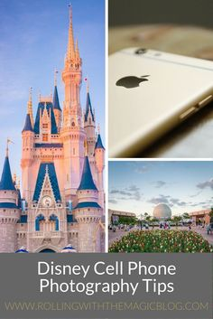 Disney Cell Phone Photography Tips - Rolling with the Magic