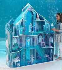Check This Out! Disney Frozen Snowflake Mansion Dollhouse 19 Pieces of Doll Furniture 3 Years #OnSale #Discount #Shopping #AddMe #FollowMe #BestPins