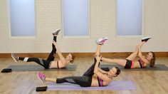 20-Minute Long and Lean Mashup Workout | Class FitSugar