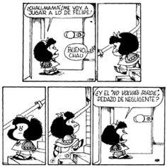 Mafalda Mafalda Comic, Sarcastic Quotes, Funny Quotes, Mafalda Quotes, Sarah's Scribbles, Calvin And Hobbes, Memes, Comic Strips, Laugh Out Loud