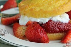 Recipe of the Day: Gluten-Free Strawberry Shortcake