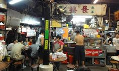 Hong Kong's Top 10 Budget Restaurants Tak Fat Beef Ball... hidden in the bowels of the Haiphong Road Temporary Market. Photograph:
