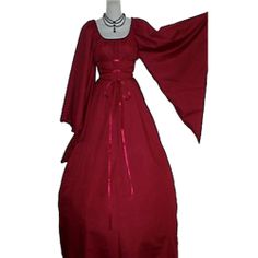 Kathryn Chemise Gown - MCI-4024 by Medieval Collectibles $79