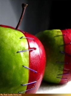 Frankenstein Apples