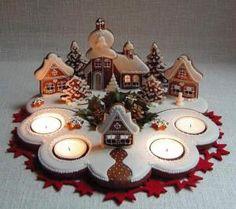 Vánoce z perníku 2.díl: Jak si udělat adventní věnec z perníku | Maminátor