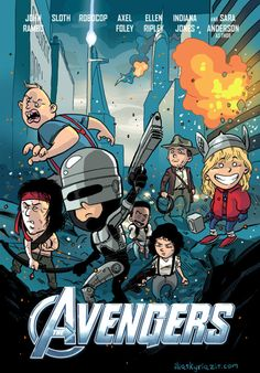 The Other Avengers