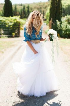 country chic tutu skirt