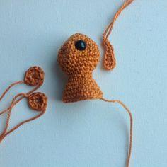 No Fuss Fish Free Crochet Pattern - Eden Reborn