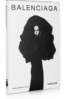 Assouline - Balenciaga by Marie-Andrée Jouve hardcover book