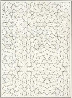 4,5,6,7,8 points...Pattern in Islamic Art - BOU 163