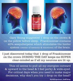 The Magic of Frankincense Essential Oil!