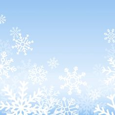 White snowflakes patterned on blue background vector | premium image by rawpixel.com / sasi White Snowflake, Snowflakes, Merry Christmas And Happy New Year, Christmas 2019, Birthday Wallpaper, Christmas Frames, Snowflake Pattern, Simple Backgrounds, Mask Design