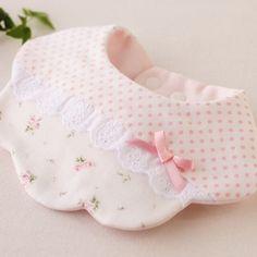 Bandanas, Baby Girl Patterns, Bib Pattern, Baby Sewing, Baby Bibs, Baby Accessories, Children Photography, Baby Items, Scrunchies