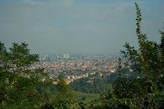 Bologna vista da San Luca, al San Lôcca Day
