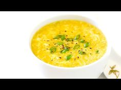 Egg Drop Soup Recipe | Gimme Some Oven
