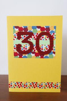 #Postal hecha a mano ideal para #felicitar un día especial. ¡#Personalizable como más te guste! #personalizado #hechoamano #cumpleaños #tarjeta https://www.facebook.com/sweetnblue6