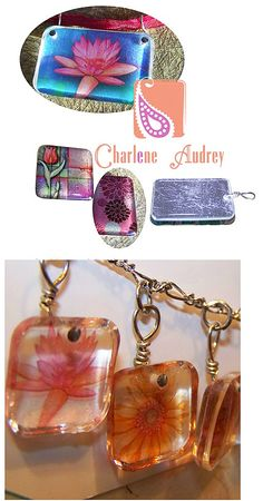 resin jewelry website