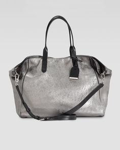 Crosby Leather Shopper by Cole Haan at Neiman Marcus.