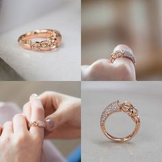 14K 18K 노블 베이직 반지 Gold Rings Jewelry, Jewelery, Gold Ring Designs, Antique Rings, Ring Earrings, Beautiful Rings, Wedding Jewelry, Bracelets, Jewelry Design