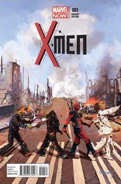 X-Men #1 Variant