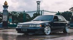 Image result for modified volvo 960 custom Body shop work