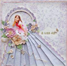 A Kiss 4 U - Scrapbook.com