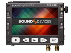 Quick Look at Differences between Sound Devices PIX 240 & NEW PIX 240i
