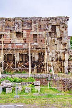 Athènes 99, Bibliothèque d'Hadrien Βιβλιοθήκη του Αδριανού Hadrian's Library