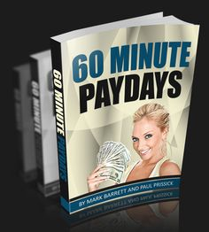 60 Minute Paydays Review And Download – Ultimate Method To Making Thousands Of Dollars Per Month And Generate Passive Income Of $100 Plus Per Day With Free Traffic
