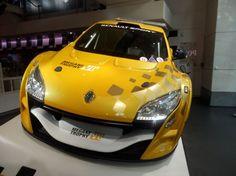 Renault Megane Trophy - Paris