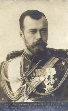 Tsar+Nicholas+II+of+Russia   Nicholas II was the last tsar of Russia.   Romanovs