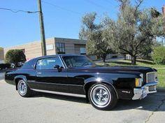 1972 PONTIAC GRAND PRIX SJ, YC-code 455 4bbl V8/TH400 auto