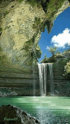 Hamilton Pool - Texas, USA