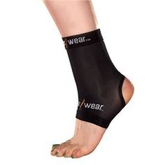 Copper Wear Compression Ankle Sleeve