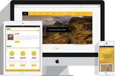 RSJuno 2.0 is a wonderful responsive Joomla business service template