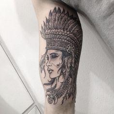 """Tatuagem feita por <a href=""""http://instagram.com/romulopachecotattoo"""">@romulopachecotattoo</a>"""