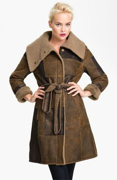 Coats Nordstrom and Shearling coat on Pinterest
