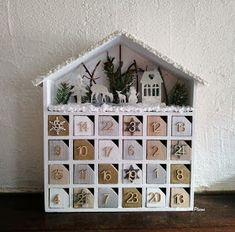 Christmas Decorations, Holiday Decor, Homemade Gifts, Diys, Merry Christmas, Advent Ideas, Scrapbooking, Crafty, Boutiques