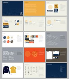 Love the color transitions throughout the document. Academy-BrandGuidelines