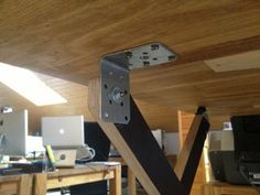 Picture of Liftable / Stand-up / Rising - Desk / Table