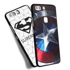"""Find More Phone Bags & Cases Information about For Huawei P9 case Black border soft silicone 5.2"""" Fashion back cover,High Quality silicone iphone 3gs covers,China silicone bracelets glow in the dark Suppliers, Cheap silicone green from ShenZhen MRB store on Aliexpress.com"""