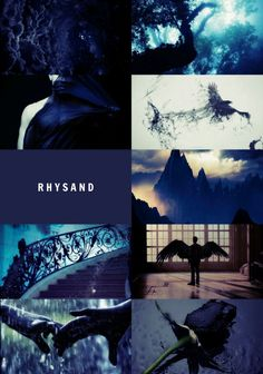 Rhysand | A Court of Thorns & Roses by Sarah J. Maas